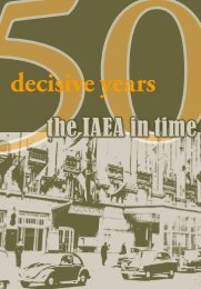 Decisive Years - The IAEA In Time