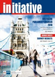 initiative - Deutsch-Britische Industrie