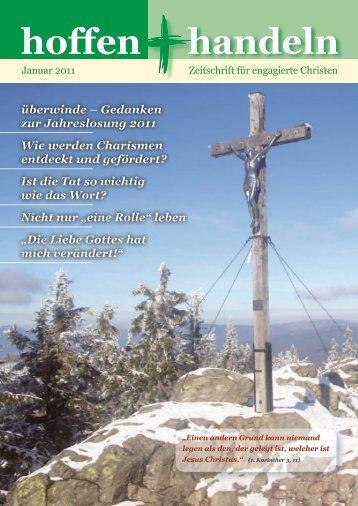 Januar 2011 - Evangelische Vereinigung für Bibel und Bekenntnis ...