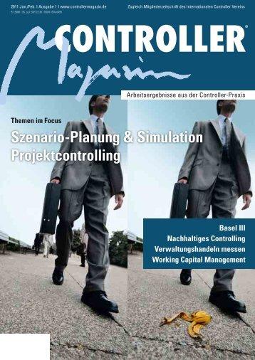 Szenario-Planung & Simulation - Haufe.de