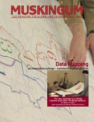 Data Mapping - Muskingum University