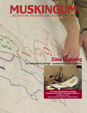 Data Mapping - Muskingum University