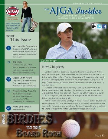 Download the PDF version of this issue - AJGA