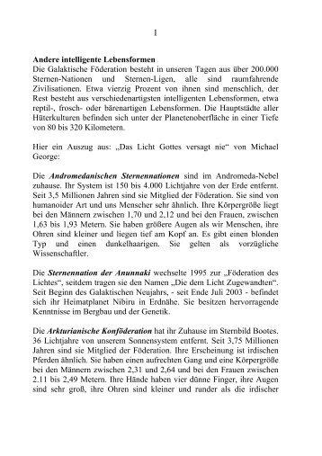 063 Andere inteligente Lebensformen - Verschwiegene Wahrheiten ...