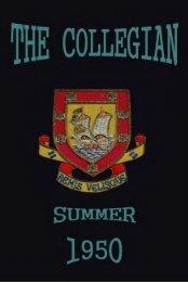 1950 Collegian (Summer) (15mb) - Prince of Wales Collegiate