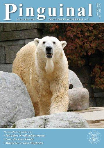 • 100 Jahre Nordlandpanorama • Lars, der neue ... - Zoo Wuppertal