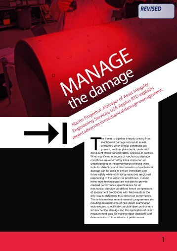 Manage the Damage - WTG News