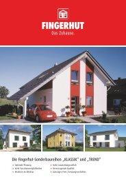 """""""KLASSIK"""" und """"TREND"""" - Fingerhut Haus GmbH & Co. KG"""