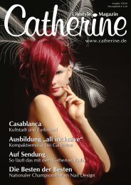 """Ausbildung """"all inclusive"""" - Catherine Nail Collection"""