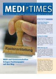 PDF-Download - MEDI Deutschland