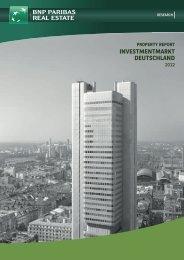 INVESTMENTMaRKT DEuTSCHLaND 2012