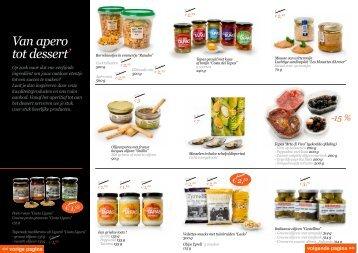 folder voeding - Walters' Gourmet Store