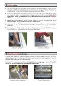 Verlegeanleitung für eine trittsichere TREPPE - RENOfloor - Seite 3