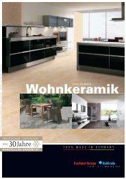 Wohnkeramik - Euroklinker
