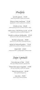 Jelovnik - Goga Yachting Club - Page 5