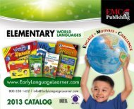symtalk symbol cards e-library cds - Elementary World Languages ...