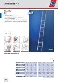 Hymer Anlegeleitern - Leitern Kesting - Seite 5
