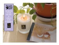 Star Music & Orla Soy Candles