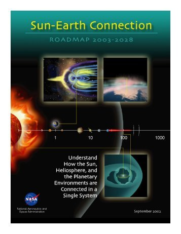 Science Objectives - The Sun-Earth Connection Program - Nasa