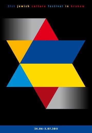 21st Jewish Culture Festival | in Krakow - Festiwal Kultury ...