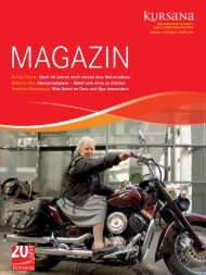 PDF Kursana Magazin 02/05 Domizil - Dussmann