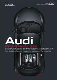 Jahresfinanzbericht 2008 (11 MB) - Audi