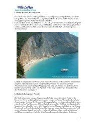 download Brochure - Villa Lefkas