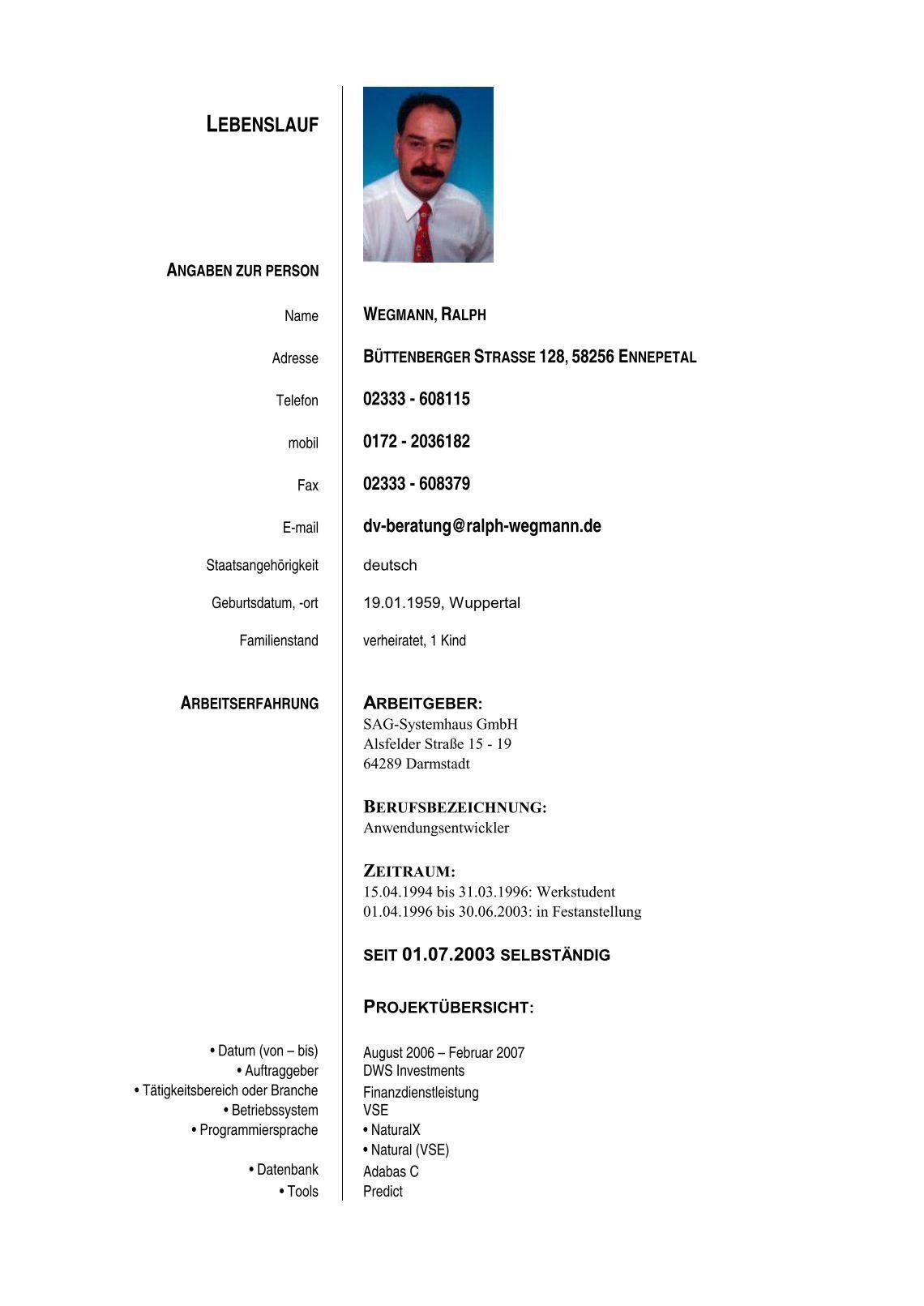 Erfreut Anwendungsentwickler Fortsetzen Beispiele Galerie ...