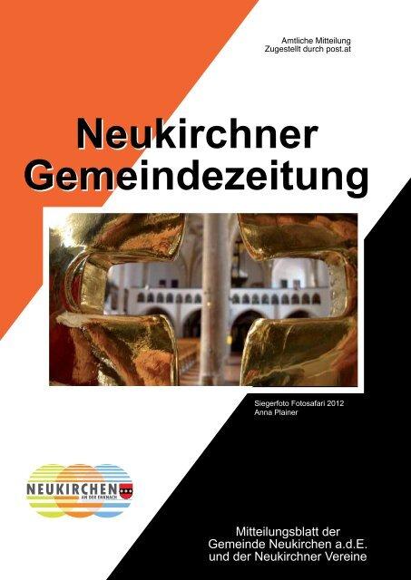 Singles Neukirchen An Der Enknach, Kontaktanzeigen aus