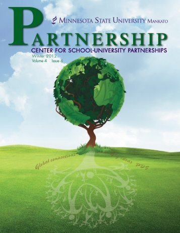 Winter 2012 Partnership Magazine - College of Education Home ...