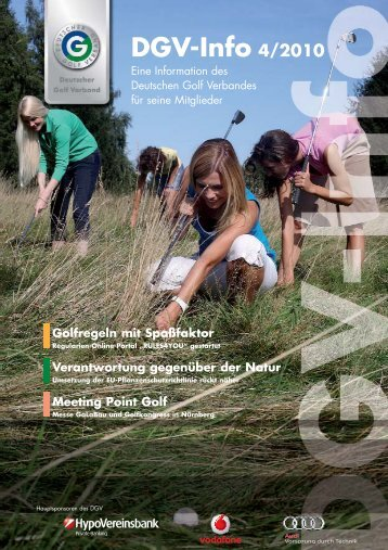 DGV-Info 4/2010 - Golf.de