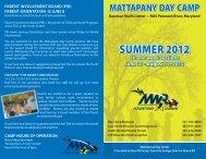 MATTAPANY DAY CAMP FEES - CNIC.Navy.mil
