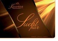 imageprospekt • winter 2012/13 - sommer 2013 - Hotel Kaiserblick