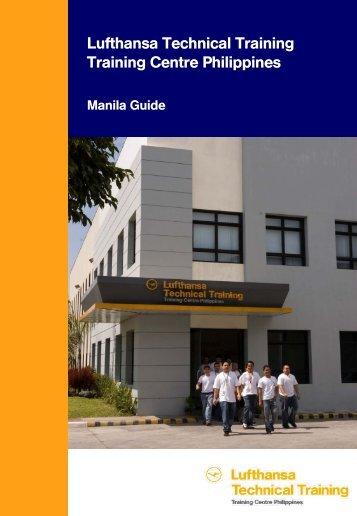 Lufthansa Technical Training Training Centre Philippines