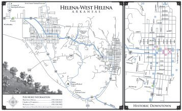 Helena-West Helena - Historic Preservation Alliance of Arkansas
