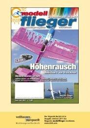 Der folgende Bericht ist in Ausgabe Juni/Juli 2011 ... - PARAmodels.cz