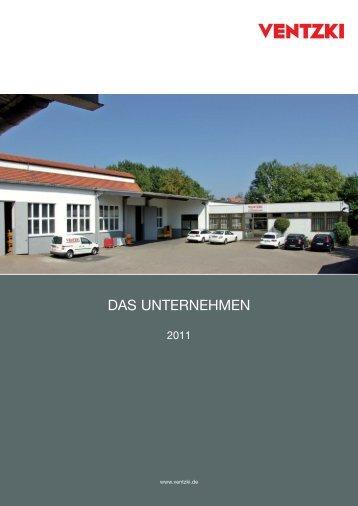 Company Profile 2008 - VENTZKI Handling Systems GmbH & Co. KG