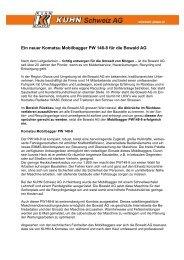 weiterlesen... (PDF) - Martin Bowald AG