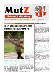 Mutz - Basler Zeitung