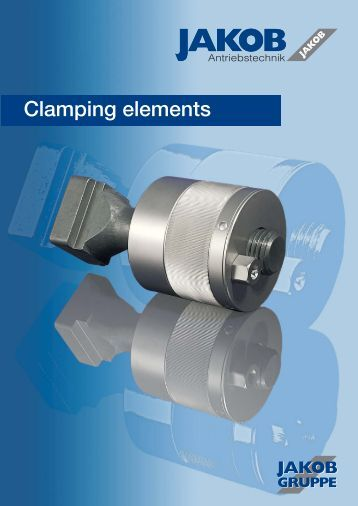 Clamping elements - GAM