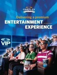 2011 Annual Report - at Cineplex.com