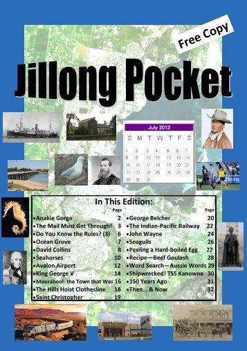 Jillong Pocket Issue 31 - July 2012 - Eye4Biz.com