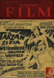 Magyar Film - 1. évf. 41. sz. (1939. november 25.) - EPA