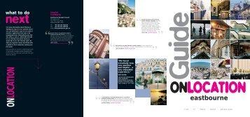 Film Liaison Brochure [pdf / 1.99MB] - Eastbourne Borough Council