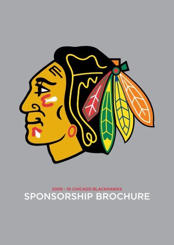 SPONSORSHIP BROCHURE - Chicago Blackhawks