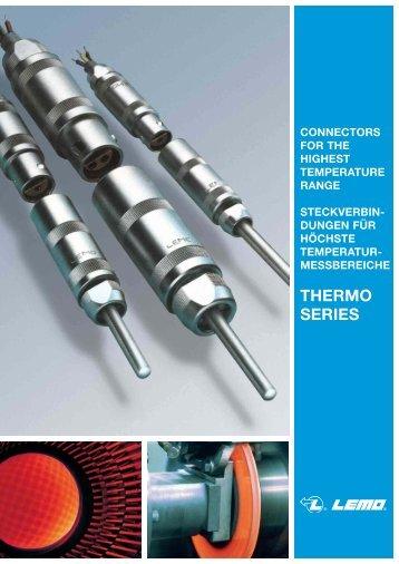 Thermo Katalog - Lemo