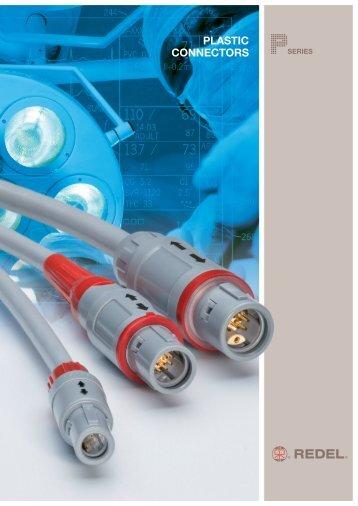 COVER REDEL 2008:epaisseur 5.5mm - LEMO Connectors Benelux