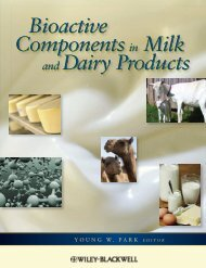 Bioactive Components in Milk and Dairy Products - Prof. Dr. Aulanni ...