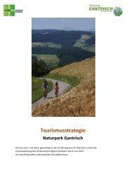 Tourismusstrategie - Naturpark Gantrisch