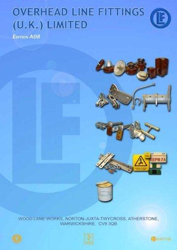Download Conductor Accessories Range Catalogue - pdf